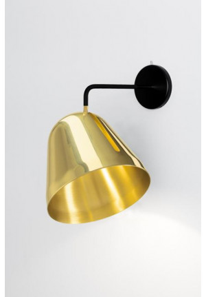 Nyta Tilt Wall Brass ohne Kabel