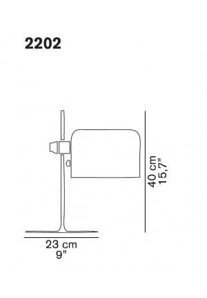 Oluce Coupé 2202 Ersatzteil