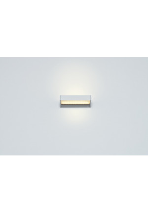 Serien Lighting SML2 Wall 150 Silber Abdeckung satinee / raster