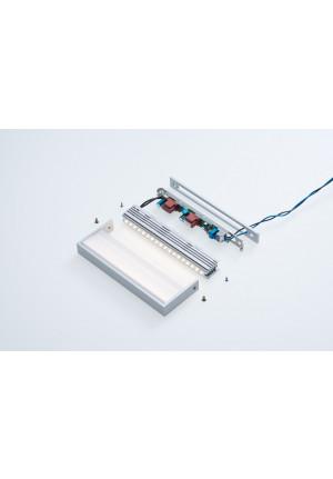 Abdeckplatte für SML LED Medium schwarz