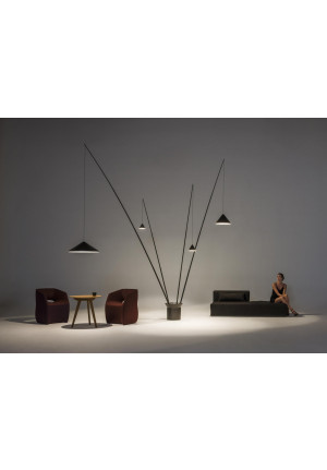 Vibia North 5625 grau