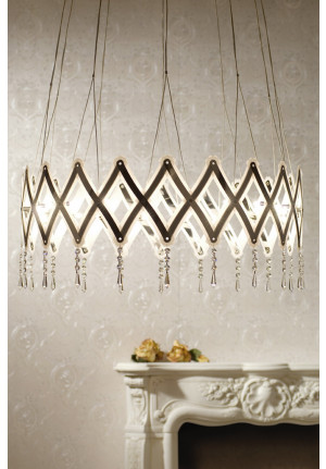 Serien Lighting Crystal XL Kristalle