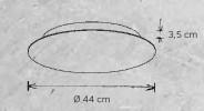 Escale Blade 44 cm Zubehör