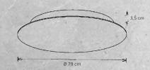 Escale Blade 79 cm Zubehör