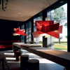 Foscarini Big Bang L LED rot
