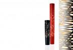 Foscarini Tress Terra Media schwarz, Grande rot und weiß