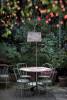 Foscarini Twiggy Grid Outdoor Terra greige