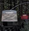 Foscarini Twiggy Grid Outdoor Terra greige und rot