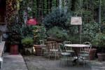 Foscarini Twiggy Grid Outdoor Terra rot und greige