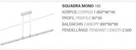 Byok Squadra Mono 165 Grafik