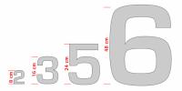Keilbach - Big Number Größenvergleich