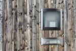 Keilbach - Zeitungsbox Glasnost Glas Klassik mit Brifkasten