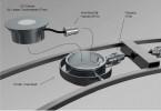Licht im Raum Ocular LED Einsatz für Linsen-Durchmesser 67 mm