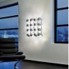 Licht im Raum White Moons 4x4