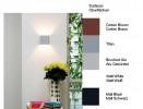 Lumini Brick 2-40 Farbtafel
