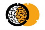 Ma[&]De Gobo Filter zur 2Nights Version 1 Feuer, weiß