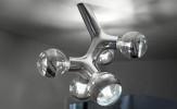 Next DNA Wand-Decke Double Chrom