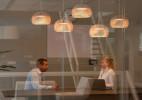 Secto Design Atto 5000 Birkenholz Natur weiß laminiert