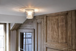 Serien Lighting Annex Ceiling Halogen klar/ Kristallglas Large