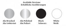 Serien Lighting Baldachinprofil 2 Farbtafel