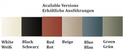 Vibia Skan 0275 - 0276 Farbtafel