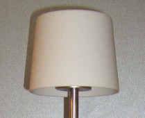 Cut Stehleuchte Aluminium Ersatz - Porzellanschirm