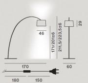 Twiggy Terra Ersatz - untere Diffusorscheibe LED