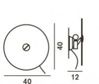 Orbital Ersatz -Glas 3