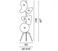 Befestigungsschraube zum Glas Orbital und Bit
