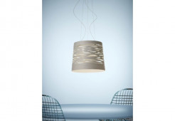 Tress Sospensione Grande LED