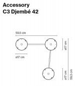 Zubehör C3 Djembe 42