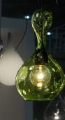 Blubb 1 Pendel grün schwarz